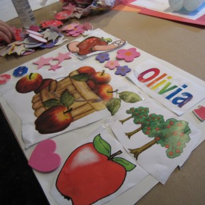 Handmade placemats can encourage a better appetite for kids. So says, NeeNee!