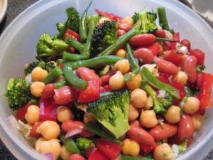 Bean Salad Ala Carte