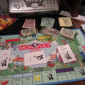 Grand Kids Christmas Holiday Monopoly Search & Find