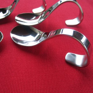 Curly Tapas Spoons