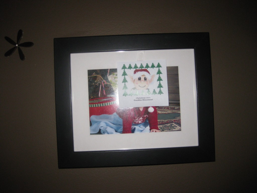 Magic Elf on the Shelf Christmas Count Down: Day Seven